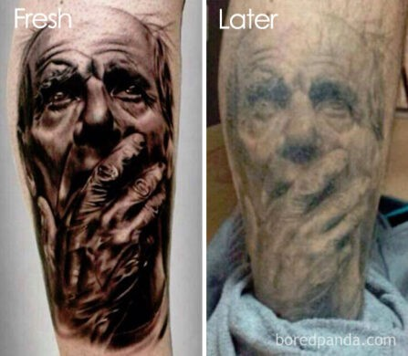 ArtHouse Tattoo Tattoo Style: The Trouble with Realism 1