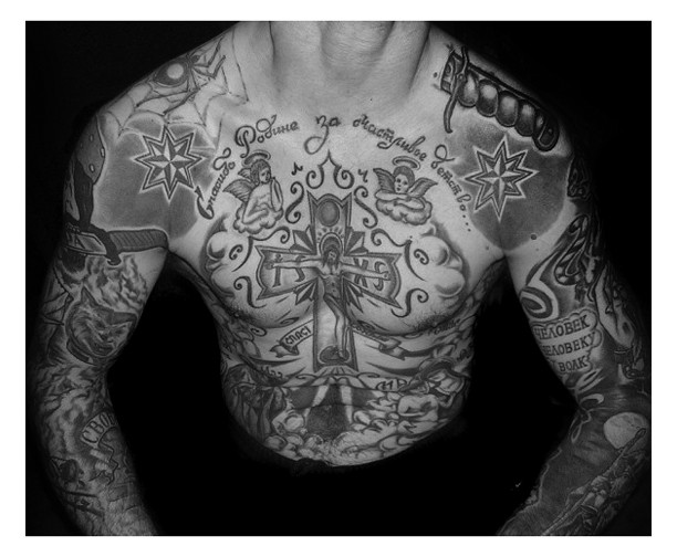 The Meanings Behind Russian Prison Tattoos-5