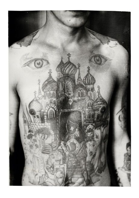 The Meanings Behind Russian Prison Tattoos-3