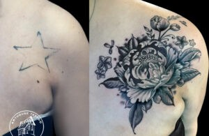 ArtHouse Tattoo Before and After 11