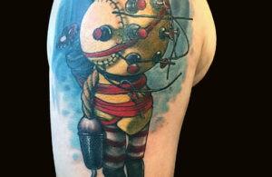 ArtHouse Tattoo Portfolio 155
