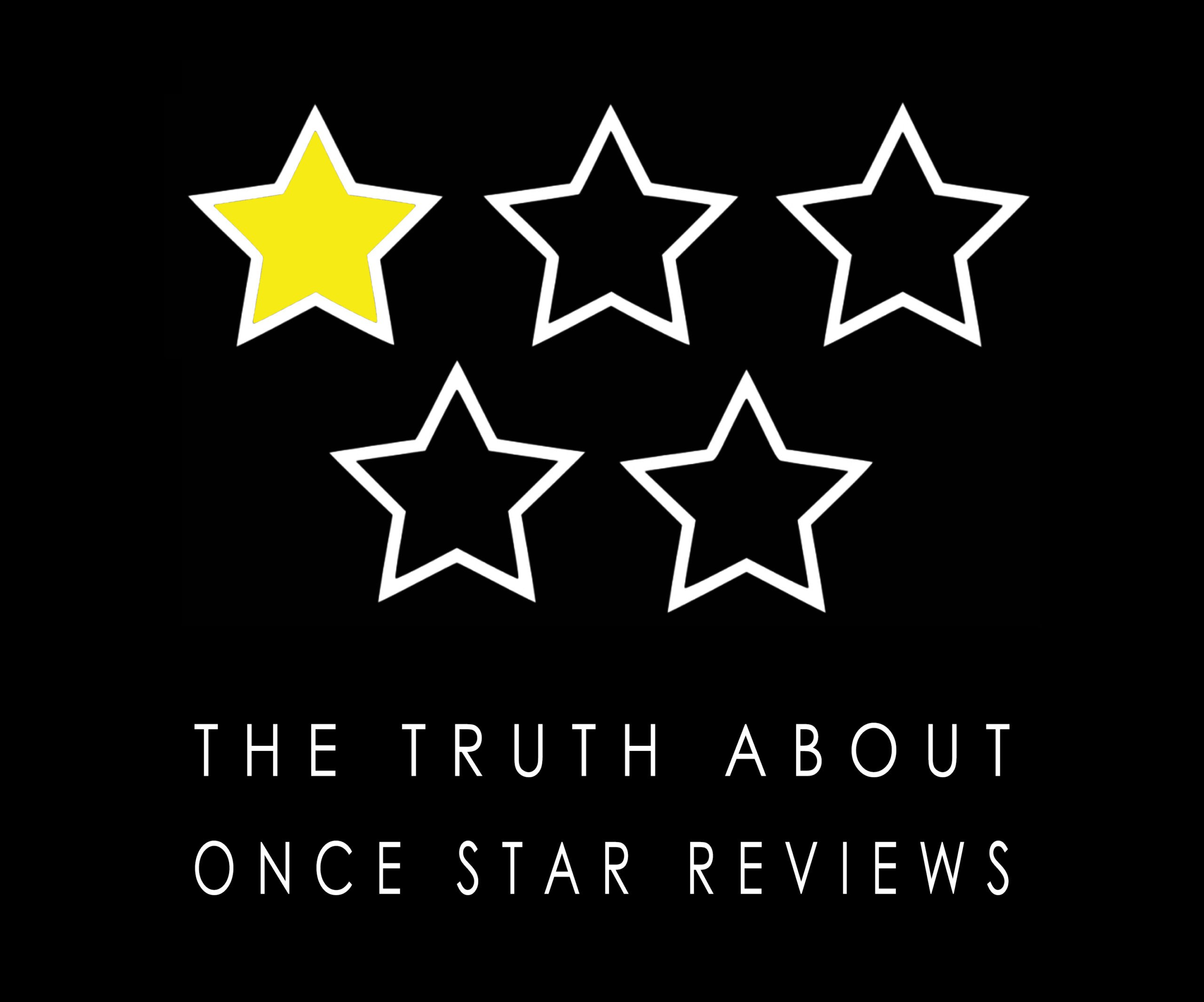 ArtHouse Tattoo The Truth About One-Star Reviews