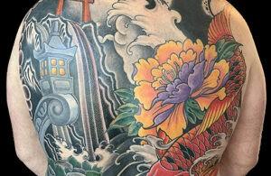 ArtHouse Tattoo Portfolio 176