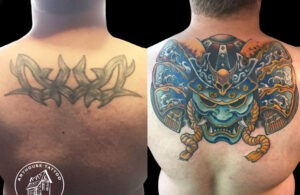 ArtHouse Tattoo Before and After 15