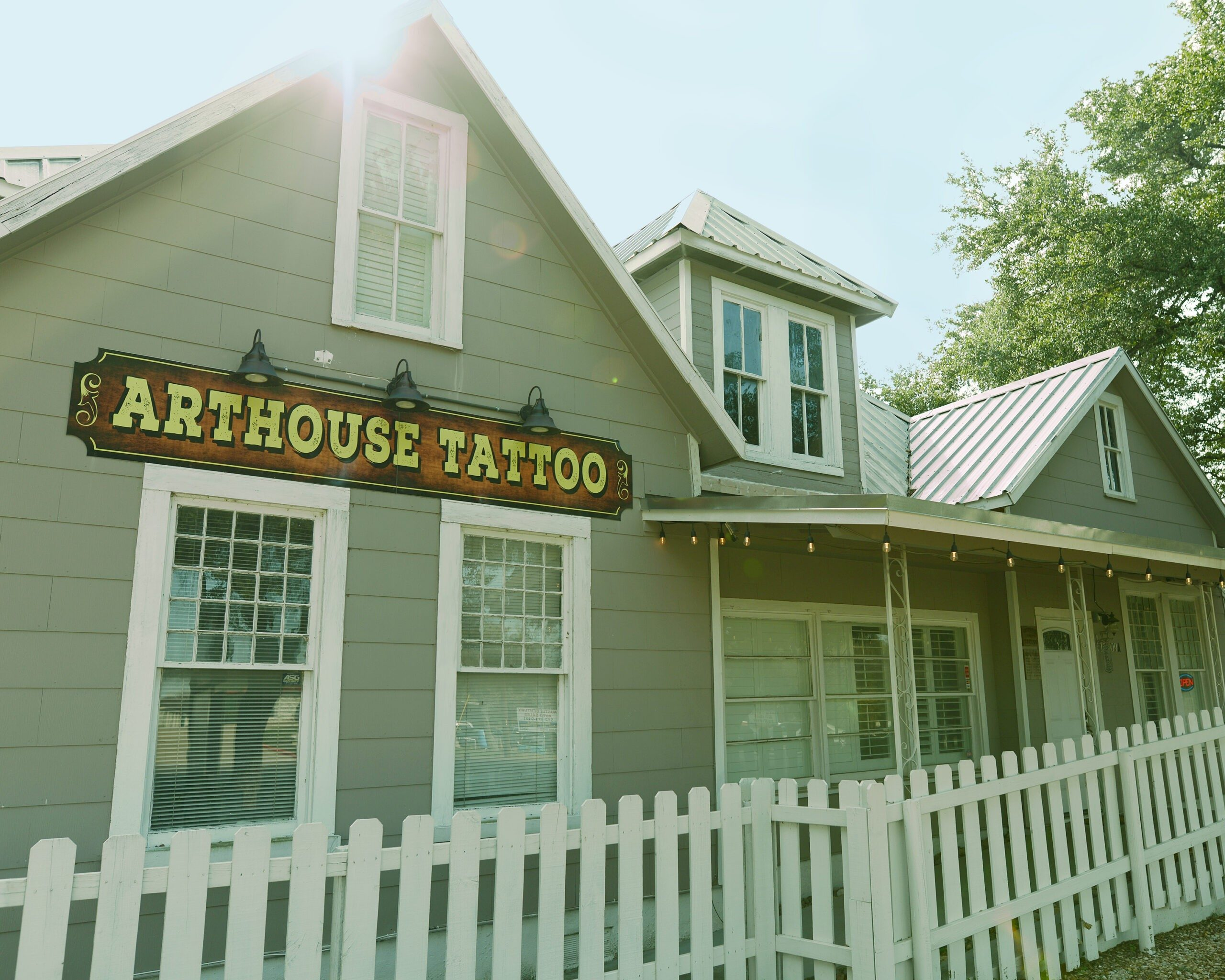 ArtHouse Tattoo 5 Reasons To Get Your Tattoo At A Custom Tattoo Shop 2